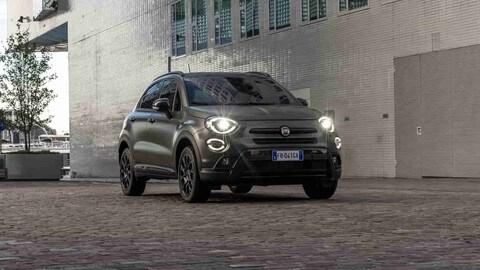 Fiat 500X e 500L S-Design: foto