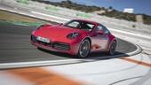 Porsche 911 '992', primo test