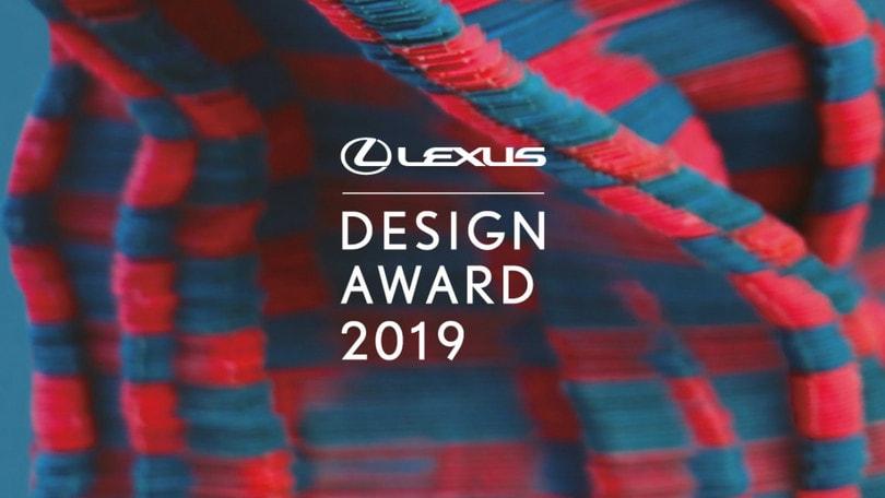 Lexus Design Award 2019, ecco i sei finalisti