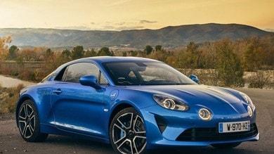 Auto dell'Anno 2019: Alpine A110, la sportiva