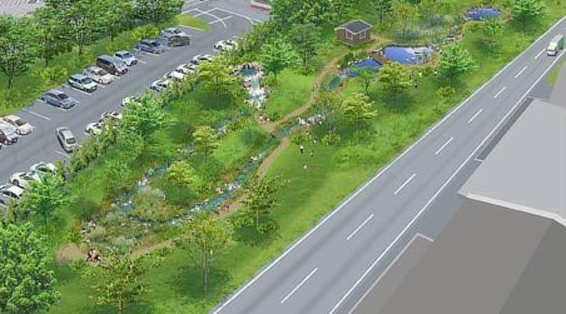 Toyota ricrea l'ecosistema locale nello stabilimento di Tsutsumi