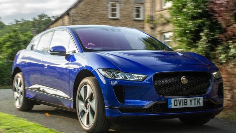 Auto dell'Anno 2019: Jaguar I-Pace, l'elettrica