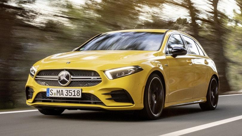 Auto dell'Anno 2019: Mercedes Classe A, la tecnologica