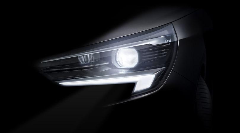 Opel corsa debuttano le luci matrix led auto.it