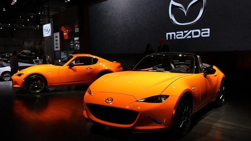 Mazda MX-5 30th Anniversary, a Ginevra debutto europeo