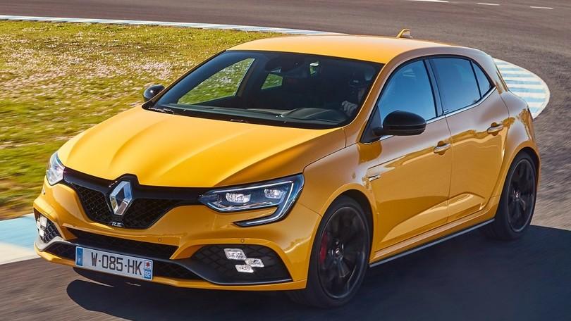 Su Auto in edicola: Renault Megane RS