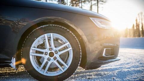 VIDEO Bridgestone Blizzak LM005, la prova dello pneumatico invernale