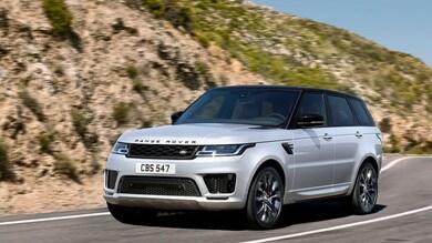 Range Rover Sport HST porta al debutto il motore 6-in linea