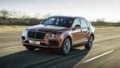 Bentley Bentayga Speed, più veloce dell'Urus