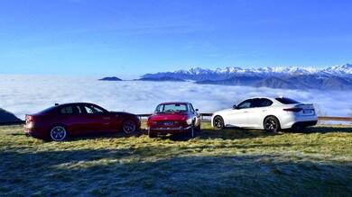 Su Auto in edicola: passione Alfa Romeo