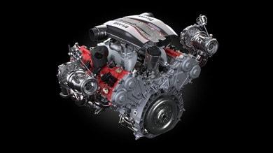 Ferrari V8 ibrida a motore centrale entro il 2019