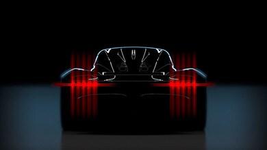 Aston Martin Project 003, dalla Valkyrie all'ibrido turbo