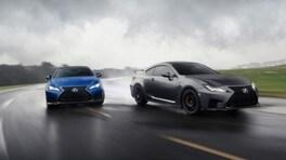 Salone di Ginevra, Lexus con LC Convertible e RC F restyling