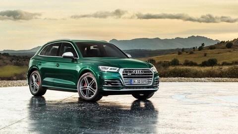 Audi SQ5 TDI: foto