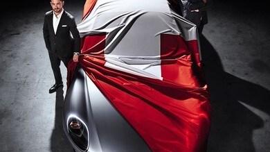 Piech Mark Zero, a Ginevra la coupé elettrica