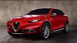 Alfa Romeo, un Urban SUV al Salone di Ginevra