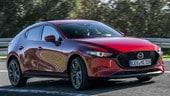 Nuova Mazda 3, la prova