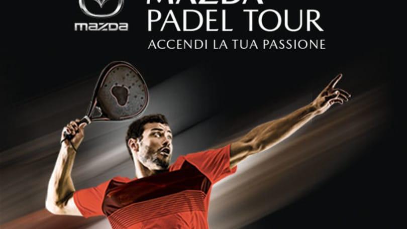 Mazda Padel Tour: sport e motori insieme