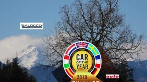 Auto dell'anno 2019: KIA Ceed