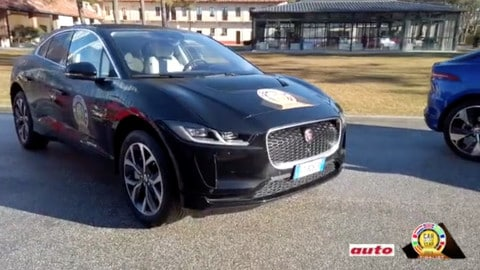 Auto dell'anno 2019: la vincitrice è la Jaguar I-Pace