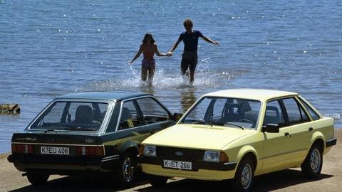 Albo d'oro Auto dell'anno, dal 1981 al 1990, da Ford a Citroen