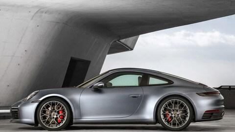 VIDEO: Nuova Porsche 911 '992', l'aerodinamica