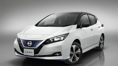 Nissan Leaf, l'elettrica diventa rifugio in caso di emergenza