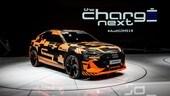 Audi e-tron Sportback, il lato coupé di e-tron suv