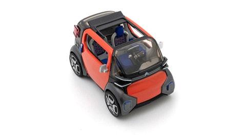 Citroën, la nuova collezione Ami One Concept: foto