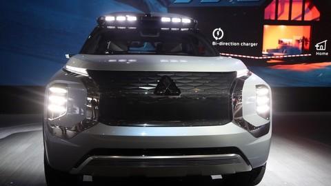 Mitsubishi Engelberg Tourer Concept: foto