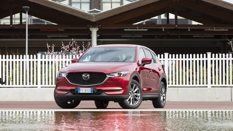 VIDEO: Mazda CX-5 Signature