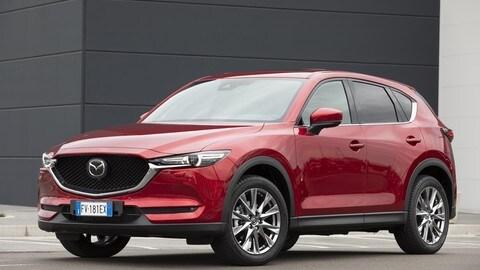 Mazda CX-5 Signature: Foto