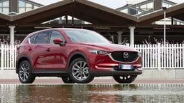 Mazda CX-5 Signature, il SUV 'Jinba Ittai'