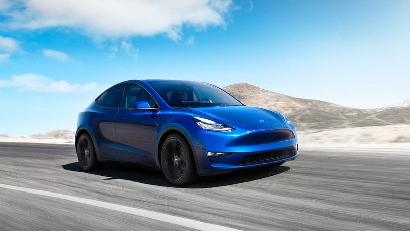 Tesla Model Y, il volto SUV di Model 3