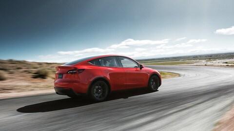 Tesla Model Y: foto