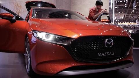 Video: Ginevra 2019, Mazda3