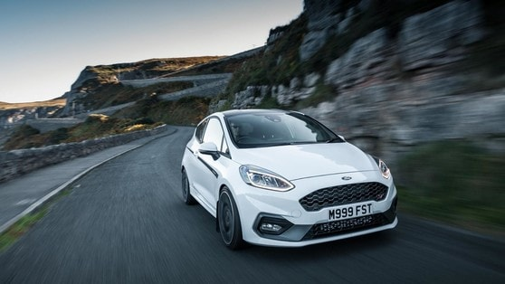 Ford Fiesta ST by Mountune, mappatura in punta di app