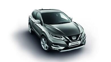 Nissan Qashqai N-Motion, versione top di gamma