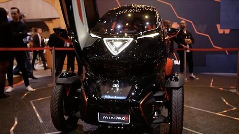 Salone di Ginevra 2019: Seat MiniMo Concept