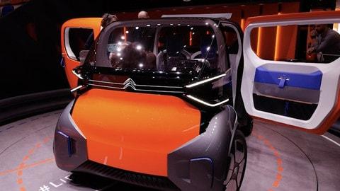 Salone di Ginevra 2019: Citroën AmiOne