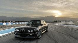 BMW M3 E30: il restmod inglese FOTO