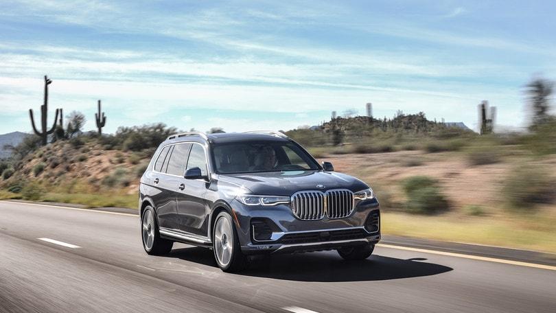 Nuova BMW X7. Il SUV bavarese che pensa da ammiraglia