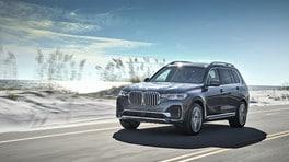 Nuova BMW X7: primo contatto negli Stati Uniti