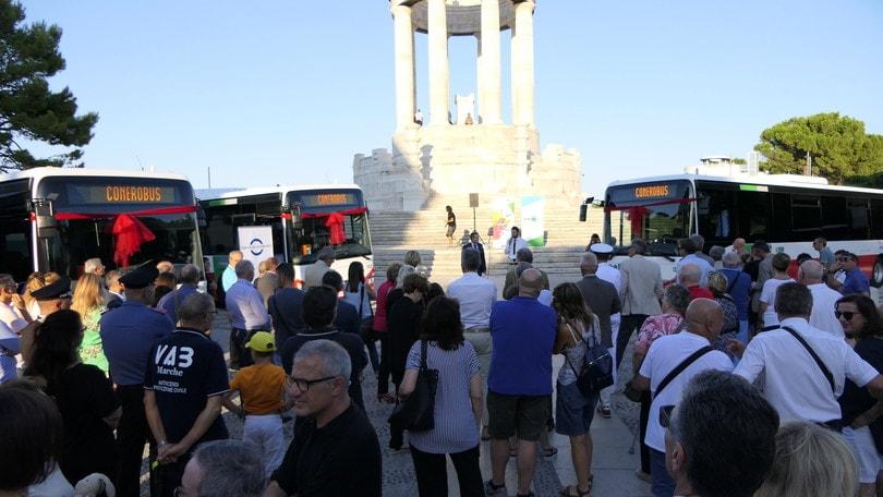 Trasporto pubblico: Enel promuove l'elettrico ad Ancona