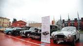 Maserati, ospite speciale al Concours d'Élégance