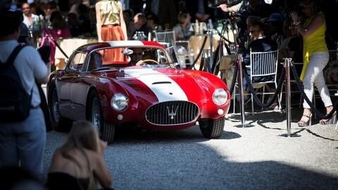 Concours d'Élégance Salvarola Terme: le foto delle auto d'epoca