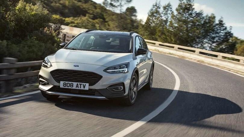 Ford Focus Active, prova della versione crossover