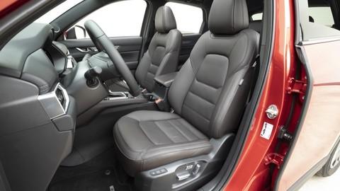 Mazda CX-5 MY 2019 Signature: Foto abitacolo