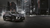 Mitsubishi Eclipse Cross Knight, SUV coupé dark