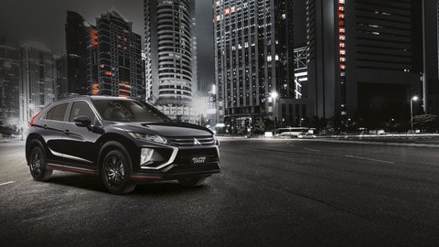 Mitsubishi Eclipse Cross Knight: Foto
